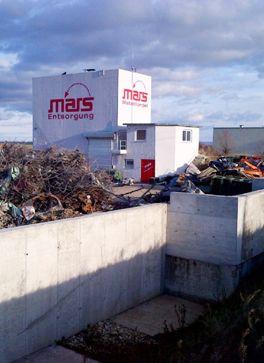 ABFALLWIRTSCHAFT Mars Entsorgung